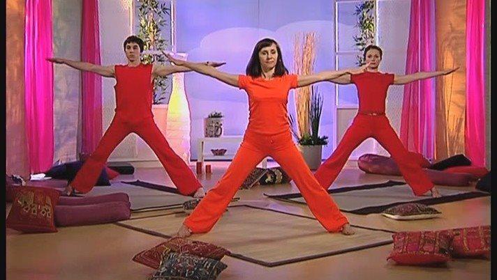 йога для начинающих с дмитрием родионовым